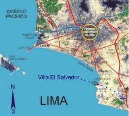 Amigos De Villa Villa El Salvador Lima Per