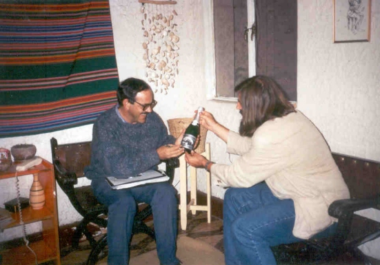 Michel y Walter