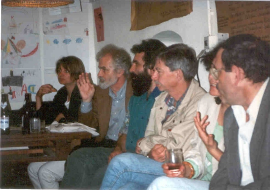 El grupo Perú de Tubingen